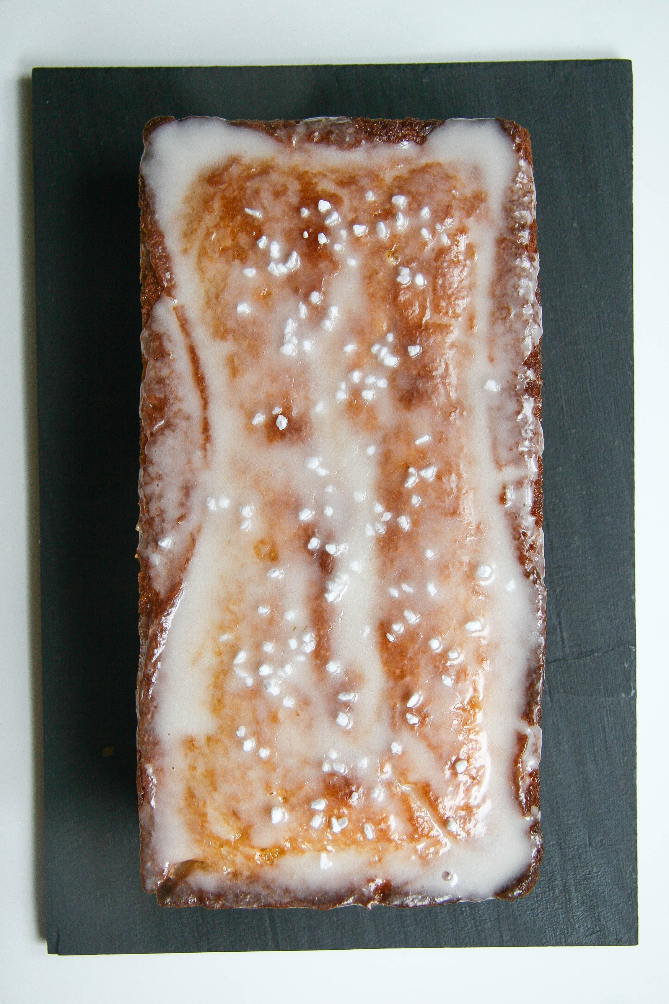 lemon loaf with lavender glaze 6