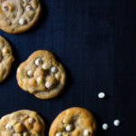 perfect white chocolate macadamia cookies