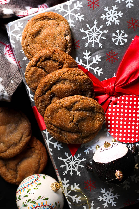 molasses cookies recipe 1