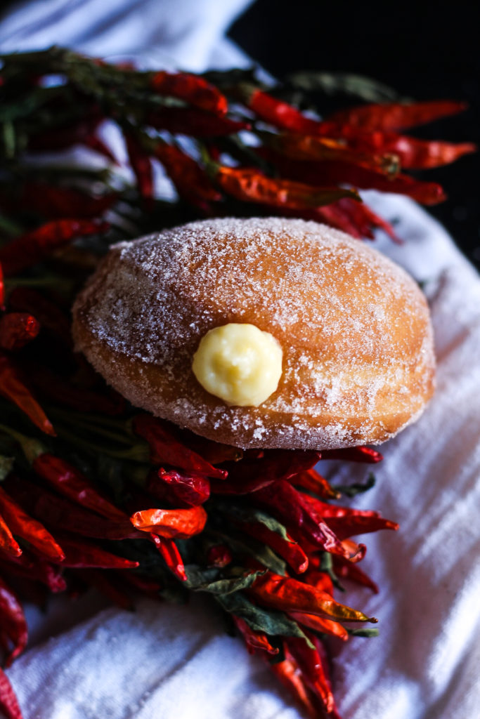 coconut cream doughnuts | butter loves company