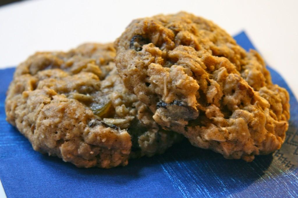 oatmeal raisin cookie 4