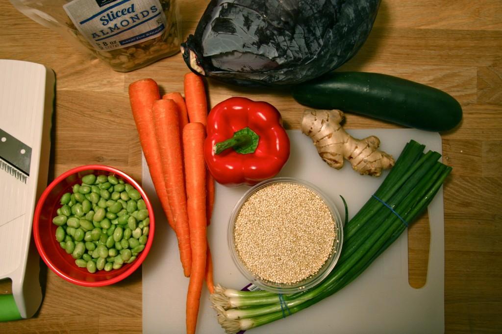 asian quinoa salad2