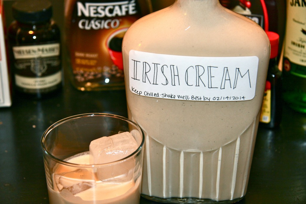 homemade irish cream 3