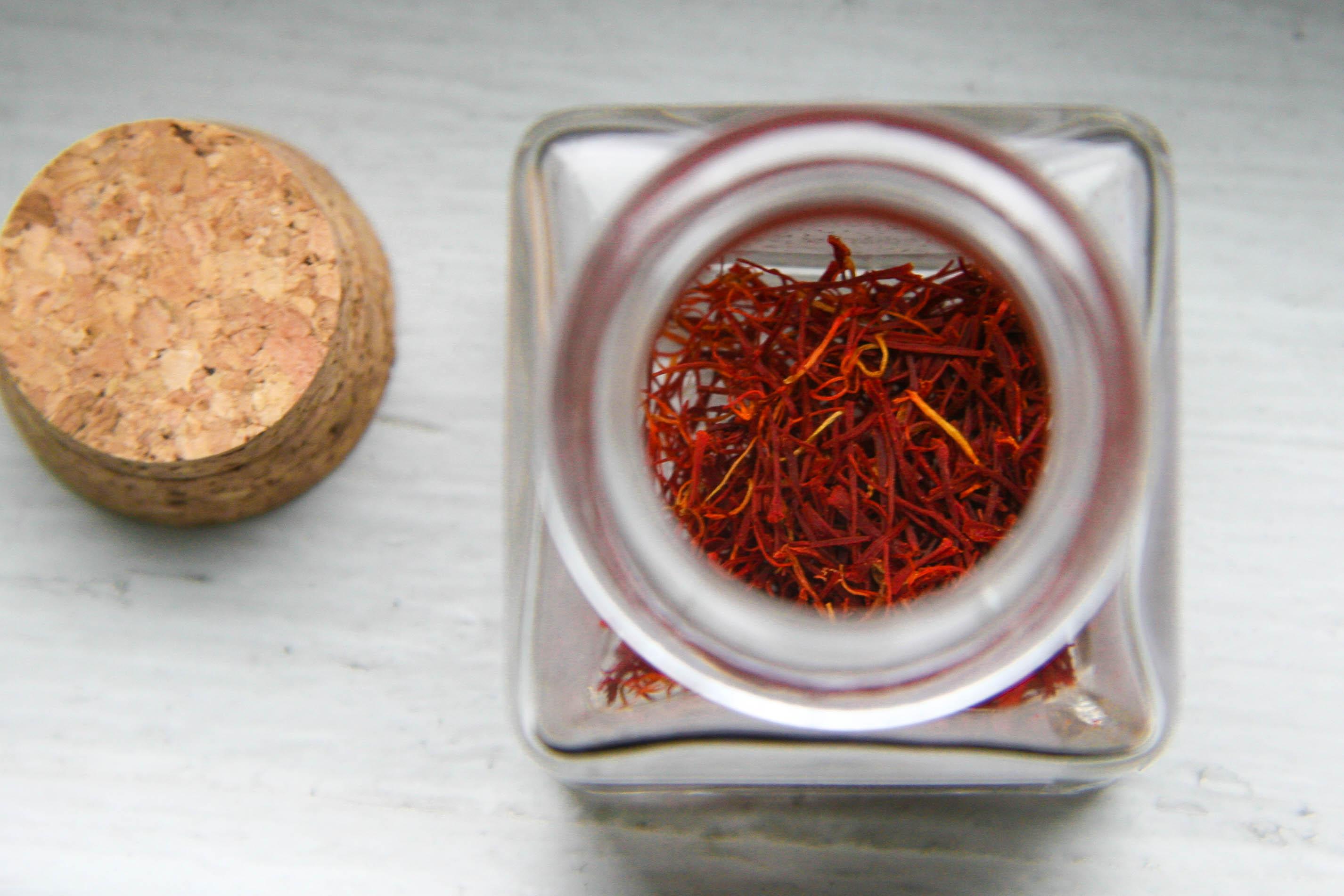 one pot chicken and saffron rice 6