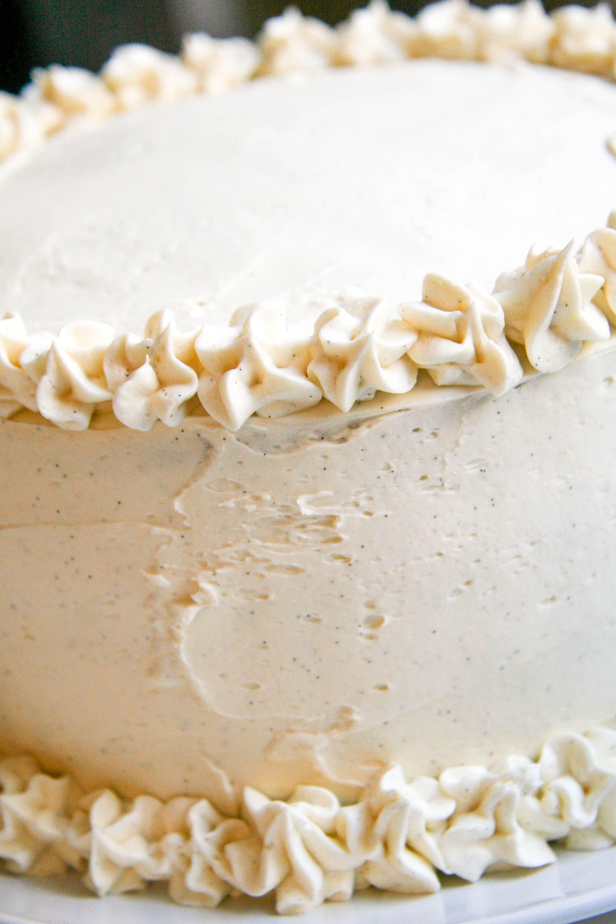 chai tea cake with coconut frosting 11