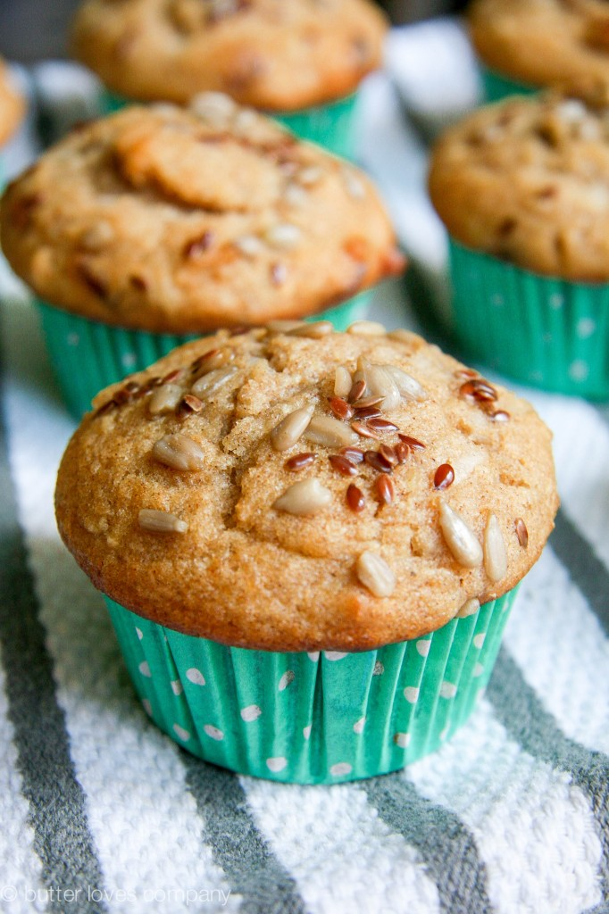 white carrot muffins recipe 8