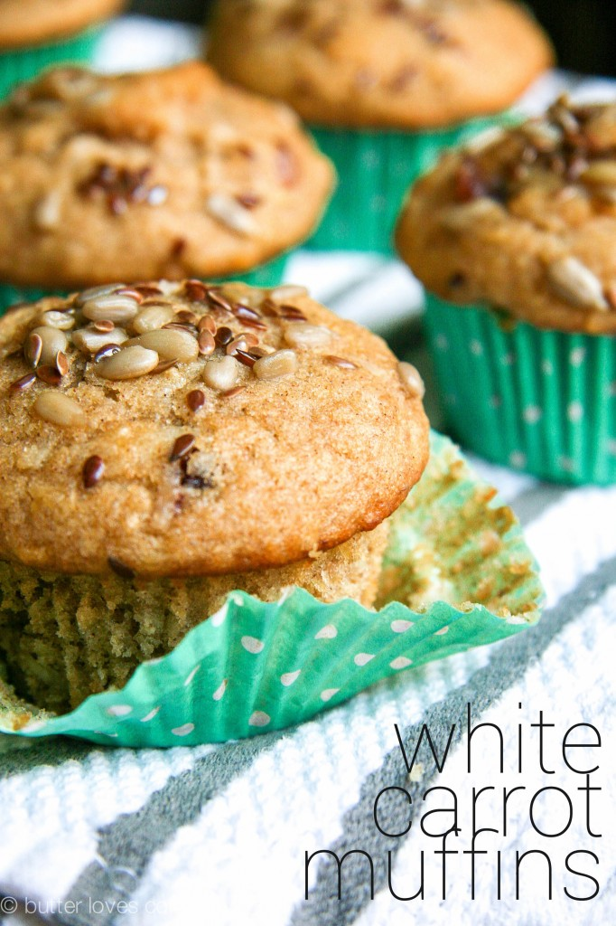 white carrot muffins recipe 9 text