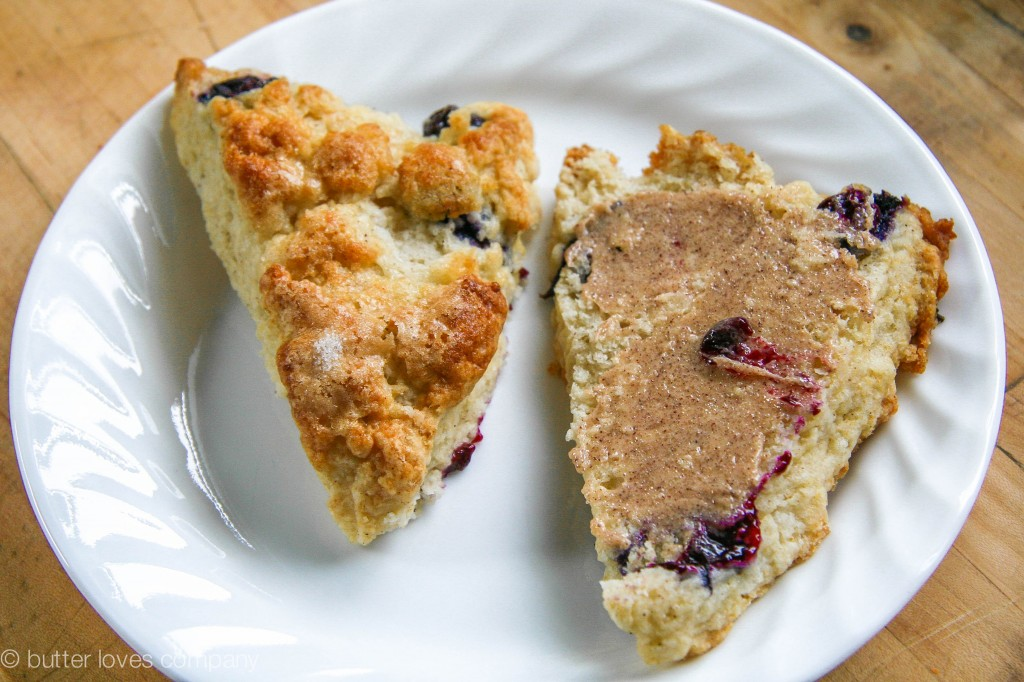 blueberry buttermilk scones with cinnamon sugar butter 19