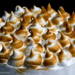 6-inch super s'mores cake