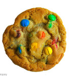 favorite m&m cookies