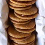 dolce de leche cookies