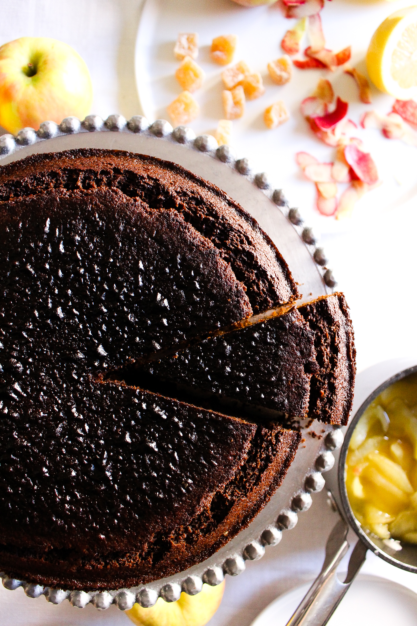 Ottolenghi Gingerbread Cake