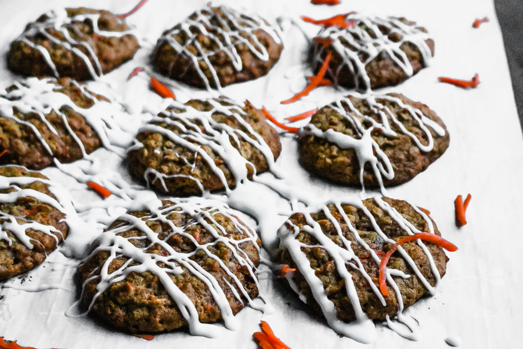 carrot cake cookies | butter loves company